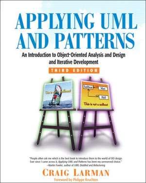 Applying UML and Patterns imagine