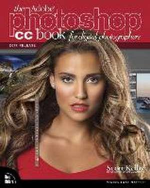 The Adobe Photoshop CC Book for Digital Photographers (2017 Release) de Scott Kelby