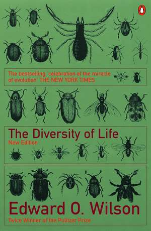 The Diversity of Life de Edward O. Wilson