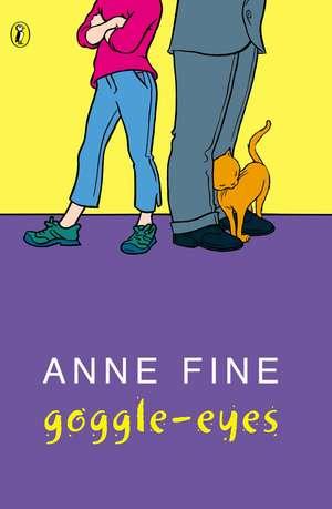 Goggle-Eyes de Anne Fine