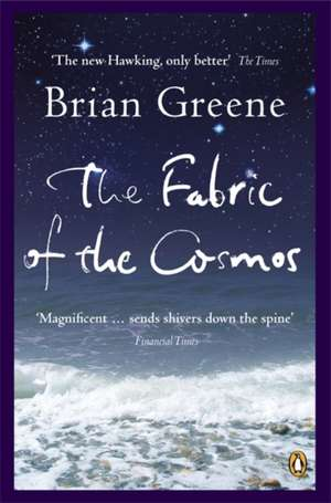 The Fabric of the Cosmos imagine
