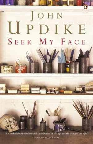 Seek My Face de John Updike