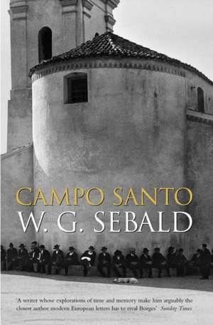 Campo Santo de W. G. Sebald