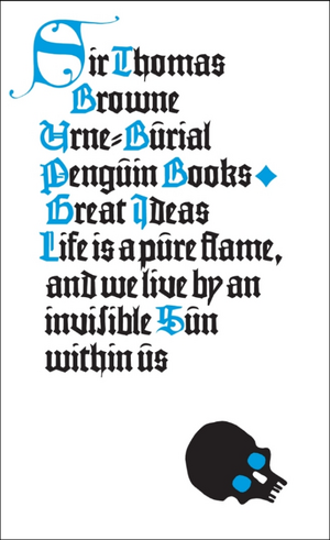 Urne-Burial de Thomas Browne