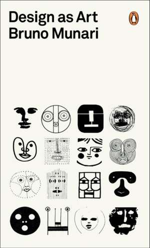Design as Art de Bruno Munari
