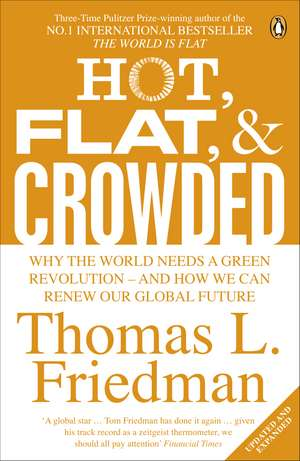 Hot, Flat, and Crowded imagine