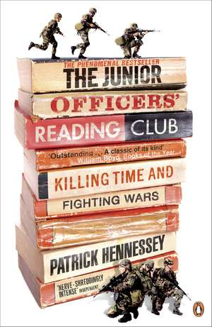 The Junior Officers Reading Club