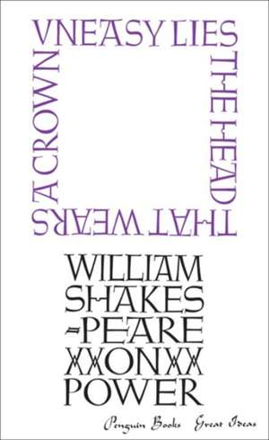 On Power de William Shakespeare