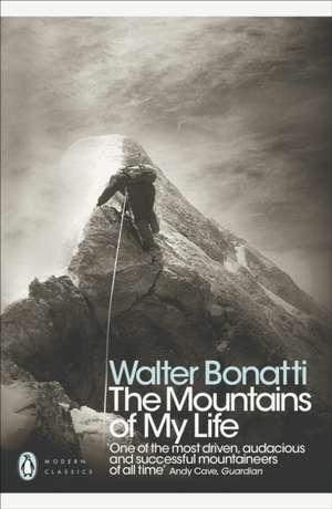The Mountains of My Life de Walter Bonatti