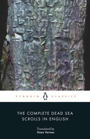 The Complete Dead Sea Scrolls in English (7th Edition) imagine