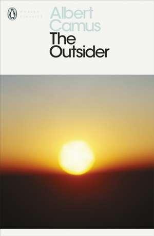 The Outsider de Albert Camus