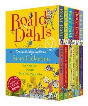 Roald Dahl's Scrumdiddlyumptious Story Collection de Roald Dahl
