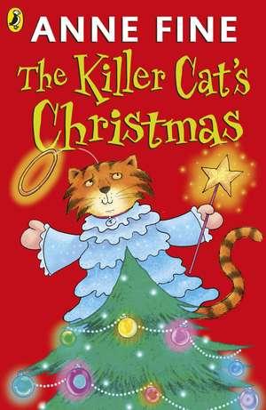 The Killer Cat's Christmas de Anne Fine