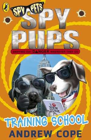 Spy Pups: Training School