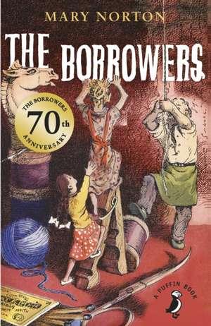 The Borrowers de Mary Norton
