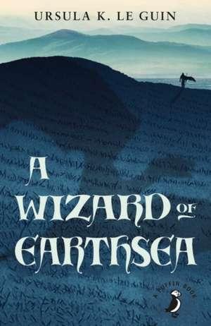 A Wizard of Earthsea de Ursula Le Guin
