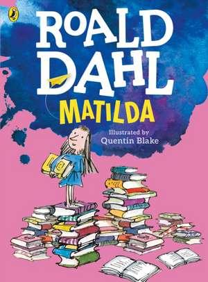 Matilda, editia ilustrata (Colour Edition)