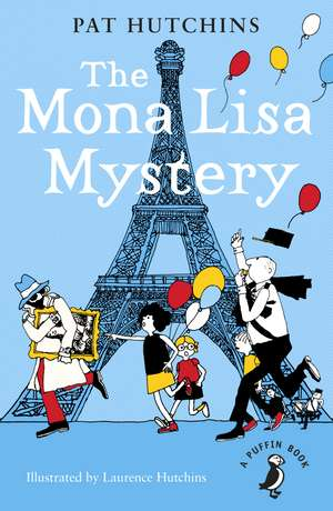 The Mona Lisa Mystery de Pat Hutchins