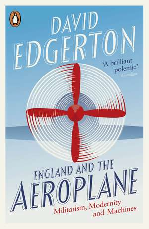 England and the Aeroplane