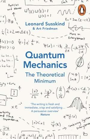 Quantum Mechanics de Leonard Susskind