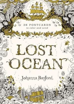 Lost Ocean, 36 Postcards