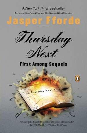 Thursday Next:  First Among Sequels de Jasper Fforde
