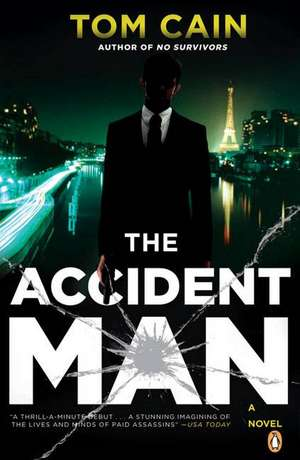 The Accident Man de Tom Cain