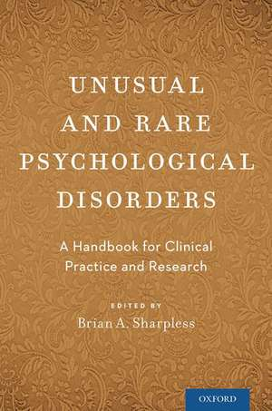 Unusual and Rare Psychological Disorders