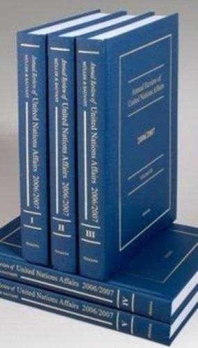 Set: 2015 Annl Rev UN Affairs (6 volumes) imagine