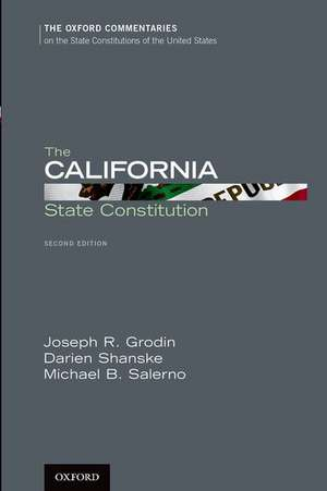 The California State Constitution
