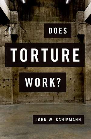 Does Torture Work?