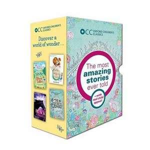Oxford Children's Classics: World of Wonder box set de L.M. Montgomery