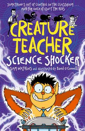Creature Teacher: Science Shocker