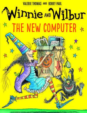 Winnie and Wilbur: The New Computer de Valerie Thomas