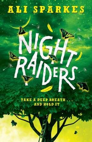 Night Raiders de Ali Sparkes