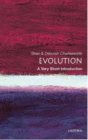 Evolution: A Very Short Introduction de Brian Charlesworth