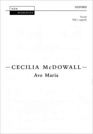 Ave Maria de Cecilia McDowall