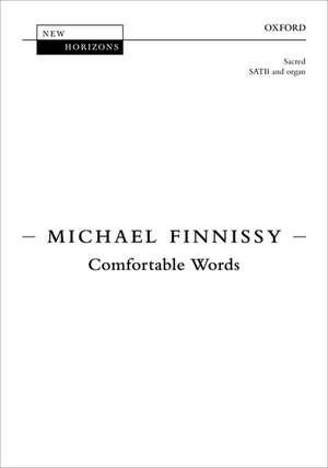 Comfortable Words de Michael Finnissy