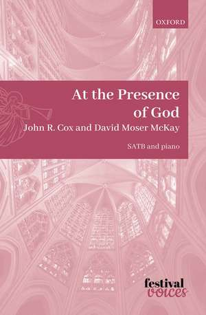At the Presence of God de John R. Cox