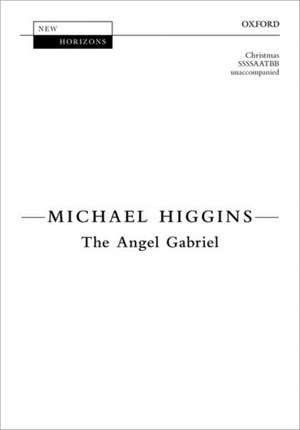 The Angel Gabriel de Michael Higgins