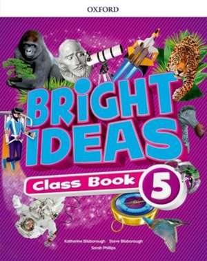Bright Ideas: Level 5: Class Book: Inspire curiosity, inspire achievement.