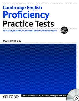 Cpe Practice Tests New Edition: With Explanatory K