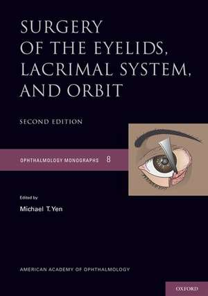 Surgery of the Eyelid, Lacrimal System, and Orbit