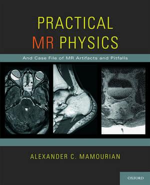 Practical MR Physics de Alexander C. Mamourian