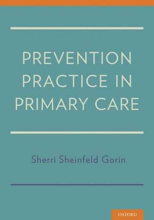 Prevention Practice in Primary Care