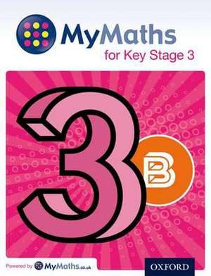 MyMaths for Key Stage 3: Student Book 3B