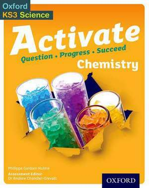 Activate: Chemistry Student Book