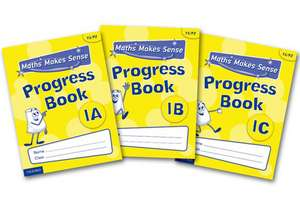 Maths Makes Sense: Y1: ABC Progress Books Mixed Pack