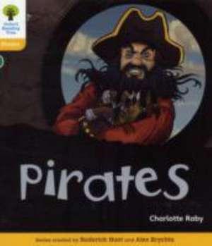 Oxford Reading Tree: Level 5: Floppy's Phonics Non-Fiction: Pirates