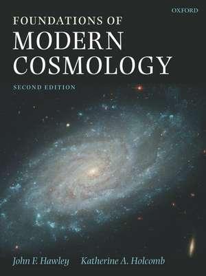 Foundations of Modern Cosmology imagine
